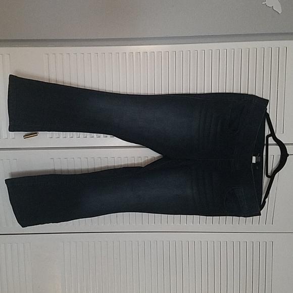 torrid Denim - Torrid- Pull On Bootcut Jeans- Extra Short